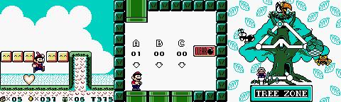 Super Mario Land 2 - 1